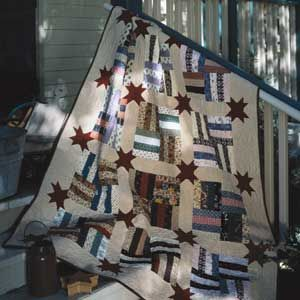 free quilt pattern from McCalls.