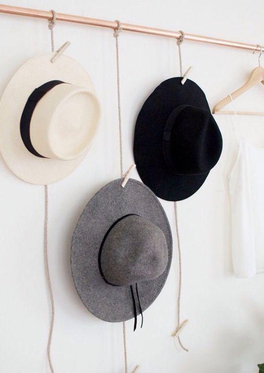 hats: