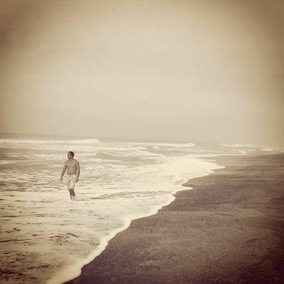 Este océano infinito que es reflejo de tu Amor.