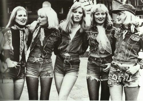 London #1970 #street style: