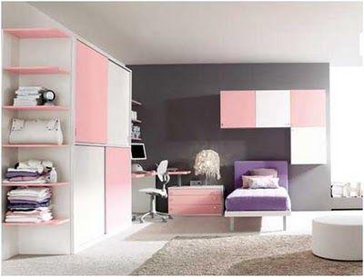 Decoraciones modernas para los cuartos juveniles buscar - Decoraciones para habitaciones ...
