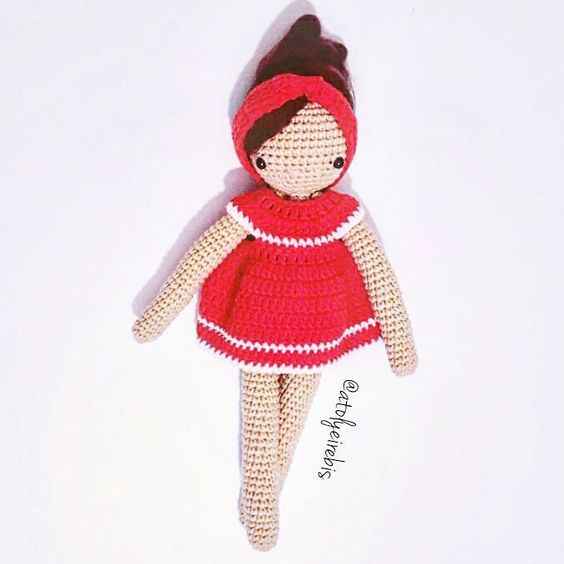#crochet #amigurumi #amigurumidoll #handmade #handmadetoys #elyapimi #organik #istanbul #örgüoyuncak #orguoyuncak #finanskent #dress #red #headband #17032016 by atolyeirebis
