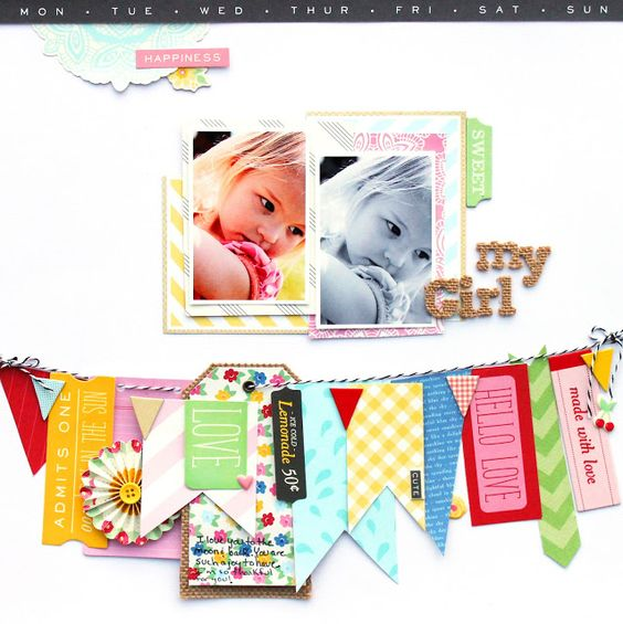 love the use of the tags in the banner!! mylittleblessings