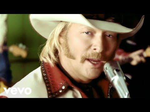 Alan Jackson Small Town Southern Man Official Music Video