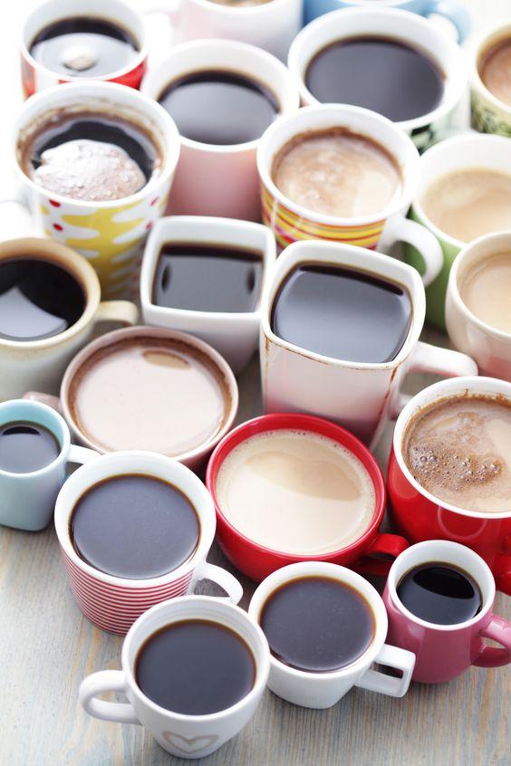 Kahvenizi seçin