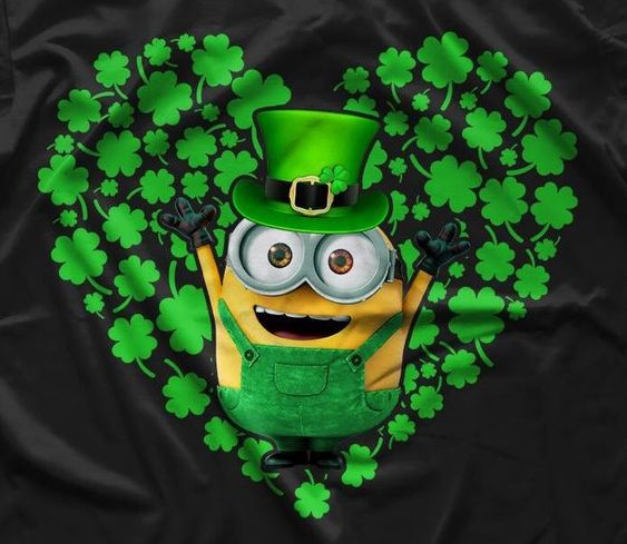 Happy St. Patty's Day