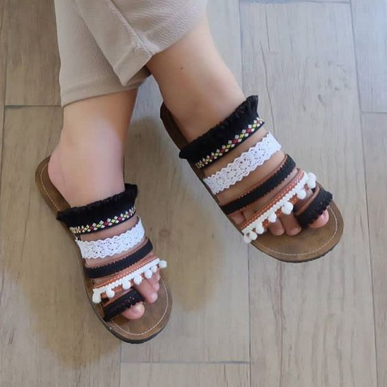 Surprisingly Cute Bohemian Shoes