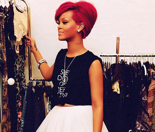 Rihanna (weheartit)