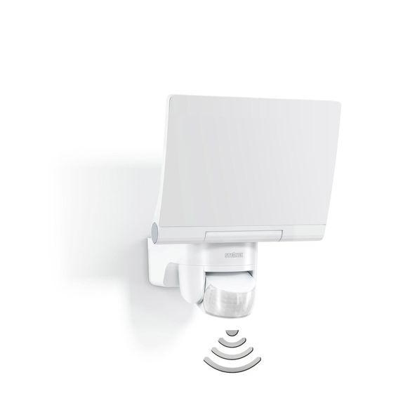 Projecteur A Detection Exterieur Led Integree 1608lm Blanc Xled Home2 Xl Steinel En 2020 Led Projecteur Et Blanc