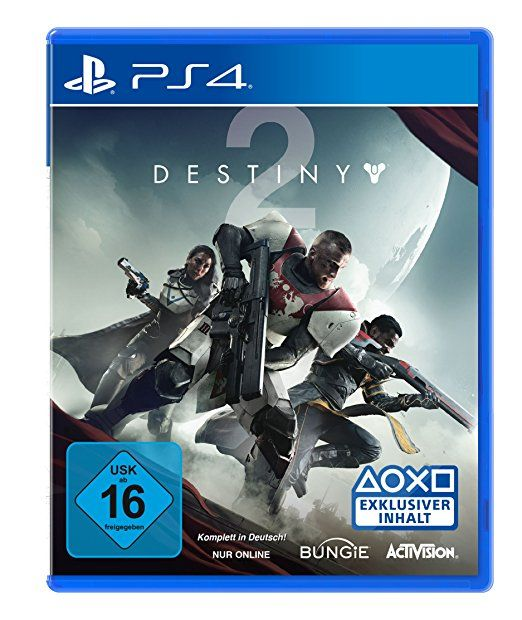 Destiny 2 Standard Edition Playstation 4 Playstation Spiele Playstation Geschenk Play Station 4 Geschenkideen Playstation 4 Spiel Mit Bildern Playstation Ps4 Spiele