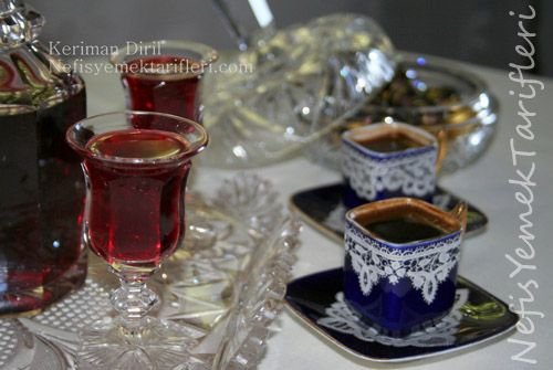Vişne Likörü Tarifi - Nefis Yemek Tarifleri http://www ...