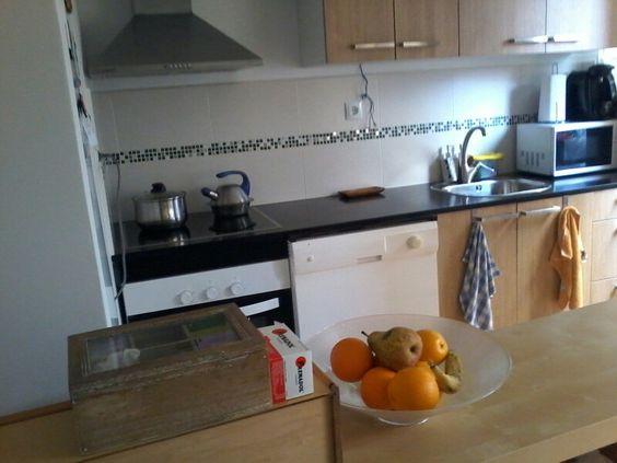 Cocina casa nueva