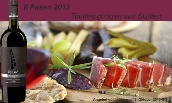 Für diesen Wein von Vigneti Zabù werden die Trauben der typisch sizilianischen Rebsorte Nerello Mascalese und Nero d'Avola 15-20 Tage in der Sonne getrocknet. Im Glas purpurrot mit schwarzem Kern. In der Nase satt und dicht, ein intensives Erlebnis geprägt von Beeren und feinen Holztönen. Am Gaumen weich und fruchtig, sehr komplex und vielschichtig. Ein absolutes Trinkvergnügen mit großem Suchtfaktor. Der Il Passo ist ein perfekter Begleiter in der Törggele-Zeit!