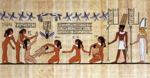 Meet Some of the Pagan Deities of Healing: Heka (Egyptian)
