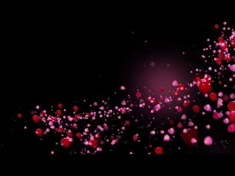 Love Shape Animation Best Heart Particles Effects Youtube Green Screen Video Backgrounds Green Background Video Best Background Images