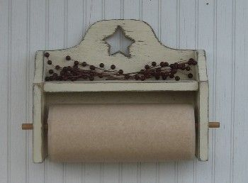 Pinterest the world s catalog of ideas for Bathroom napkin holder