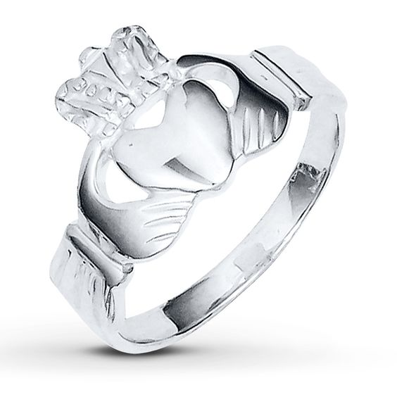 I already have one but I want another one!! :) From the one I'm with :) Kay - Womens Claddagh Ring Sterling Silver