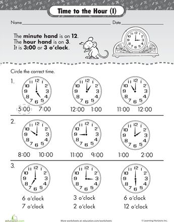Time Worksheets time worksheets one hour later : Fall Time -- writing out the digital time. #teaching #time ...