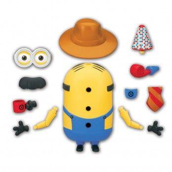 Despicable Me 2 Build-a-Minion Mr. Tim. LOVE IT!!