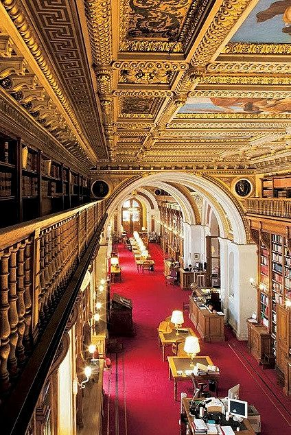 Bibliothèque, Sénat, Paris More news about Paris on Cityoki http://www.cityoki.com/en/cities/paris/ Plus d'infos sur Paris sur Cityoki ! http://www.cityoki.com/fr/villes/paris/