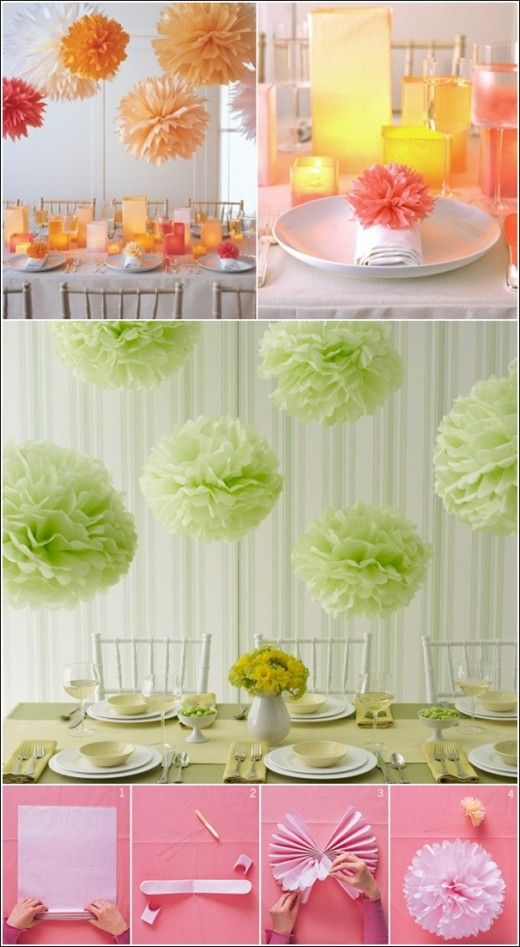 Decoration Ideas In Paper