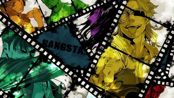 Download GANGSTA Characters Wallpaper Widescreen 1920x1200
