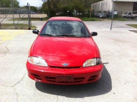 Get 1999 Chevrolet Cavalier Only at $2400