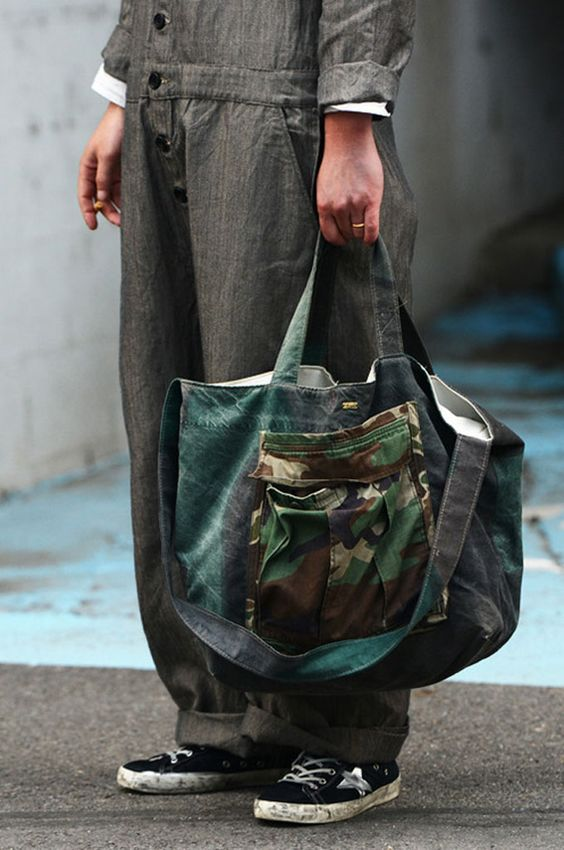 PS by Paul Smith Inspiration - Camouflage