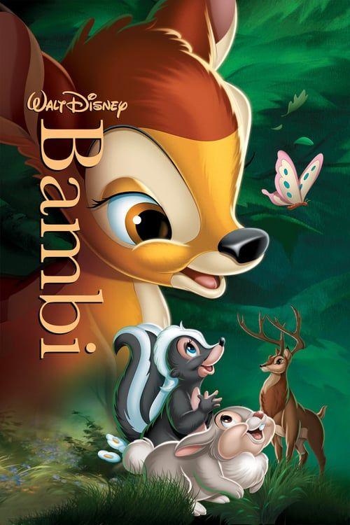 Bambi Streaming Vf Film Pour Enfants Bambi De Disney Dessin Anime Gratuit