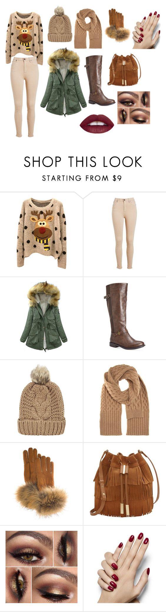 """Untitled #78"" by danija-skrebo ❤ liked on Polyvore featuring Avenue, Chicnova Fashion, Maison Margiela, FRR, Vince Camuto, women's clothing, women's fashion, women, female and woman"
