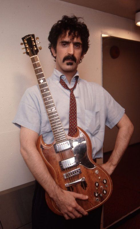 Frank Zappa with the Original ...
