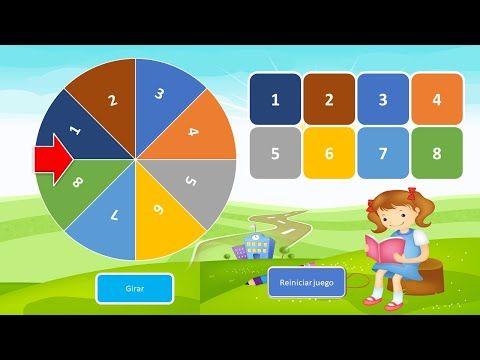 Crear Juego Interactivo Powerpoint Ruleta Interactiva Youtube Juegos Interactivos Para Ninos Actividades Interactivas Aplicaciones Para Educacion