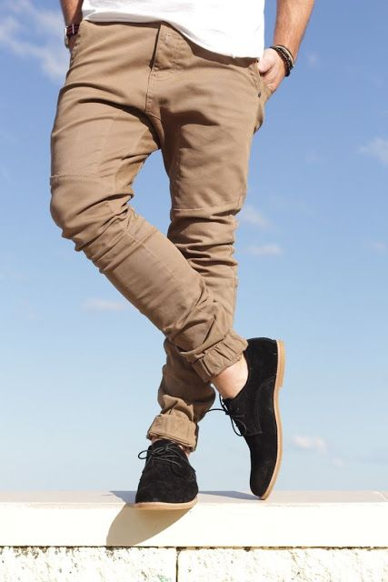 10 itens essencias para o verão (calça jogger de sarja)