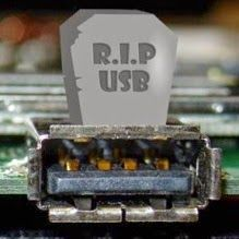 Chẩn đoán và khắc phục các cổng USB bị hỏng