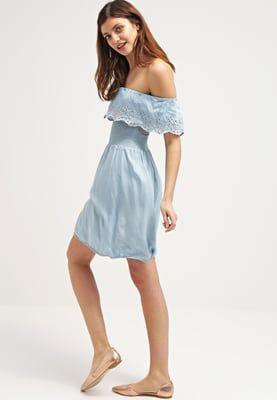 Mit diesem Kleid kann der Sommer kommen. Guess VENICE - Freizeitkleid - cote d azur für SFr. 180.00 (01.04.16) versandkostenfrei bei Zalando.ch bestellen.: