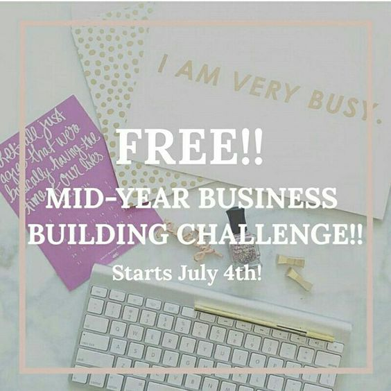 Free 5 day business course for anyone! Help kick start your new quarter today. Learn how to increase your audience, use innovative sales strategies, create the perfect sales pitch, & market your business to over 50k followers. Course will begin July 4th! Leave your name & email below or DM to get signed up