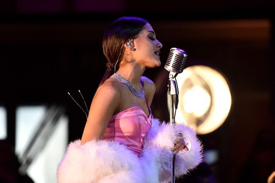Ariana Grande, b96 pepsi summer bash artist, dance music, get concert tickets, live performance, Madonna, Marilyn Monroe, Material Girl, MTV Movie Awards, pop music, sexy, sultry version of dangerous woman, Summerbash  Click HERE to see her performance & get tix to see her live in concert!
