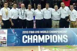 Donovan, Frazier Earn Gold At FIBA U19 World Championships