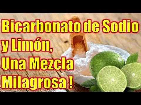 Bicarbonato De Sodio Limon Cura Definitiva Contra El Cancer