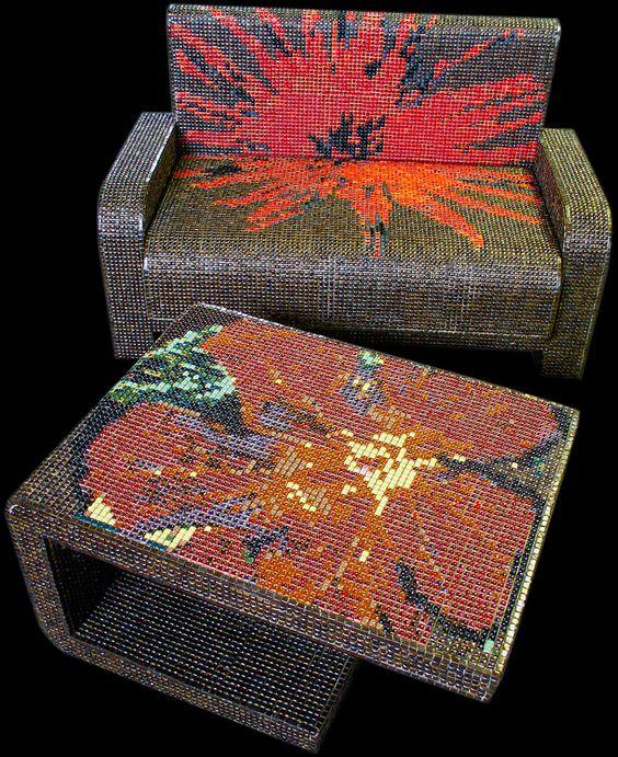 mozaiki ceramiczne