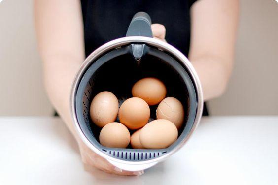cocer huevos en nuestra m quina es muy f cil puedes