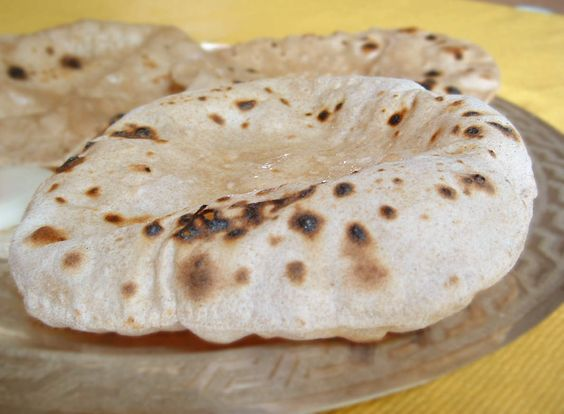 Recette de chapati pain indien en vid o bonjour et - Recette laurent mariotte aujourd hui ...