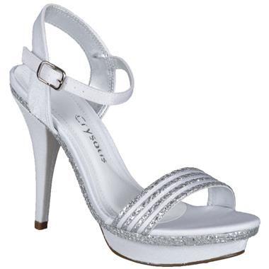 Sandália Casual Crysalis #Noivas #Casamento #Sapatos #Love #Shoes #Trends #Style #Fashion