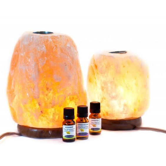 Salt Lamp Essential Oil Diffuser : Pinterest The world s catalog of ideas