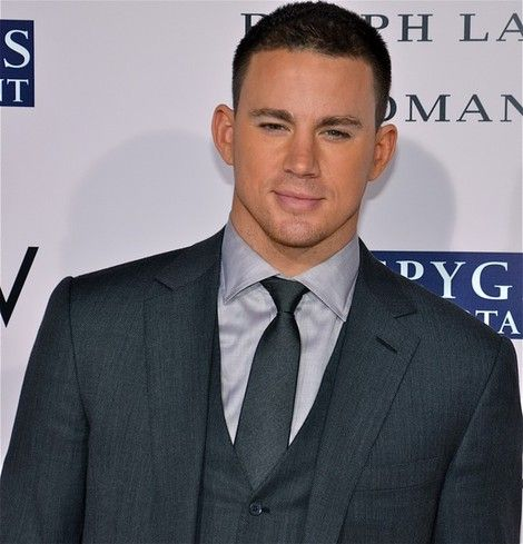 Channing Tatum...all american hotness #starpulse