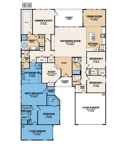 Lennar house plans
