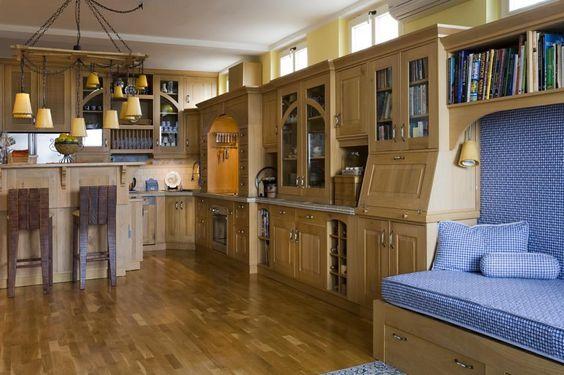 Szentendre - családi ház belső | Élőépítészet