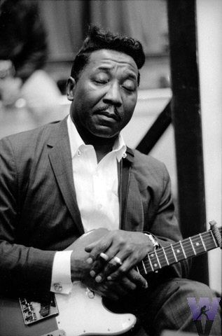 Muddy Waters the Father of modern Chicago blues - You love blues but don't know who this man is? Go and listen!