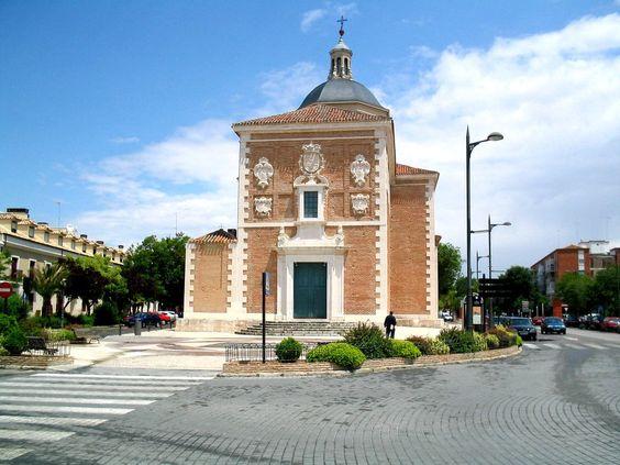 Iglesia De La Virgen De Las Angustias De Alpajes En Aranjuez Edificios Iglesia Religiosas