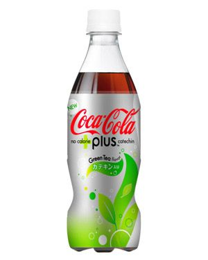 Green Tea Coke